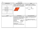 Mixed Math Review - 6th Grade Standards