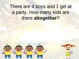 Mixed Math Word Problem