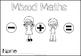 Mixed Maths Activity Pack