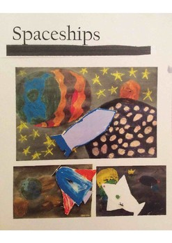 Mixed Media Spaceships