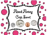 Mixed Money Coin Scoot