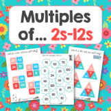 Mixed Multiples activities 2-12