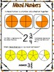Mixed Number Fractions Small Group Lesson