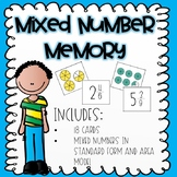 Mixed Number Memory