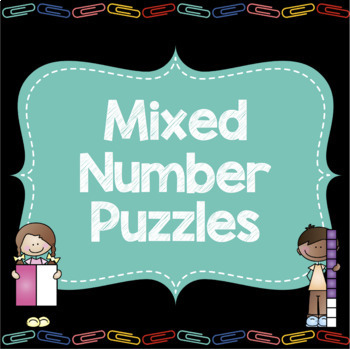 Mixed Number Puzzles