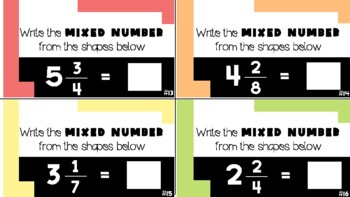 Mixed Number and Improper Fraction Action!