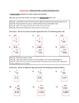 Mixed Number to Decimals Equivalents Worksheet