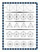 Mixed Numbers & Improper Fractions Worksheet
