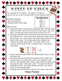 Mixed Numbers and Improper Fractions Game: Mixed Up Kings