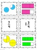 Mixed Numbers and Improper Fractions Spoons Game