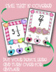 Mixed Numbers and Improper Fractions Valentine's Day Task Cards