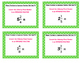 Mixed Numbers to Improper Fractions Task Cards