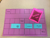 Mixed Operation Integers board game