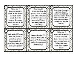 Mixed Operation Word Problems Task Cards