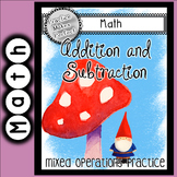 Addition and Subtraction Mixed Operations