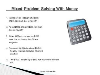 Mixed Problem Solving