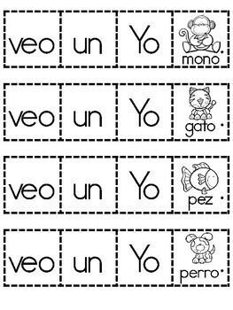 Mixed Sentences - Spanish & English