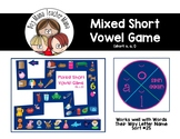 Mixed Short Vowel Game (a, i, o)