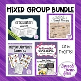 Mixed Speech Group BUNDLE