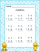 Easter Two-Digit Addition and Subtraction WITH REGROUPING