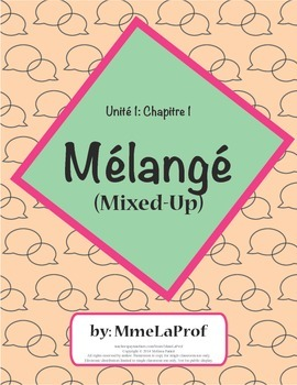 Mixed-Up Conversation Team Activity: Rearrange the Speech