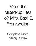 Mixed-Up Files of Mrs. Basil E. Frankweiler Novel Study
