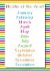{FREE} Mixed-Up Months - Poster and Worksheets
