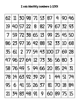 photograph about 1-100 Chart Printable known as Put together Up Quantities Charts