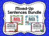 Mixed Up Sentence BUNDLE