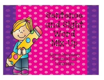 Mixed Up Sentences!