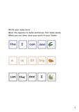 Mixed Up Sentences PDF format