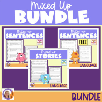 Mixed Up Series-Bundle