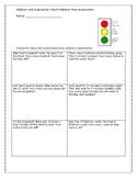 Mixed Word Problem Assessment