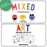Mixed a Colorful Story: Art and Book Activities
