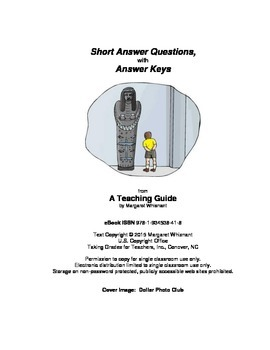 From the Mixed-up Files of Mrs. Basil E. Frankweiler Short Answer Questions