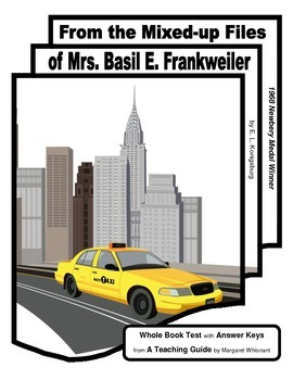 Mixed-up Files of Mrs. Basil E. Frankweiler Whole Book Test