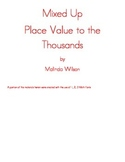 Mixed up Place Value to the Thousands
