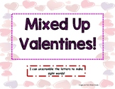 Mixed up Valentines!