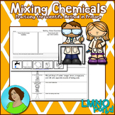Mixing Chemicals: Practicing the Scientific Method in Primary