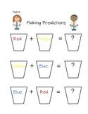 Mixing Colors Predictions