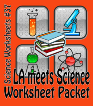 Mixing Language Arts & Science - 7 Activities Crossing the Curriculum
