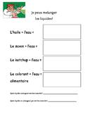 Mixing Liquids (en francais)