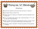 Mixing Up 'st' Blends