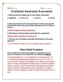 Mixture Separation Assessment
