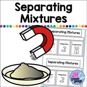 Mixture Separation Methods: Interactive Notebook Activity