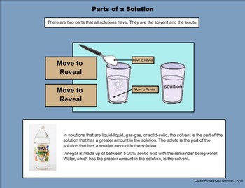 Mixtures - A Fifth Grade SMARTBoard Introduction