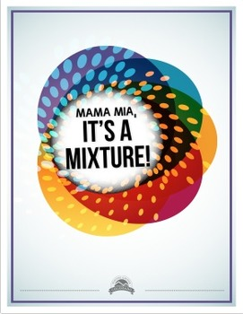 Mixtures Definition and Laboratory Investigation {Editable}