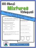 Mixtures Webquest
