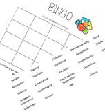 Mixtures and Separation Techniques Bingo