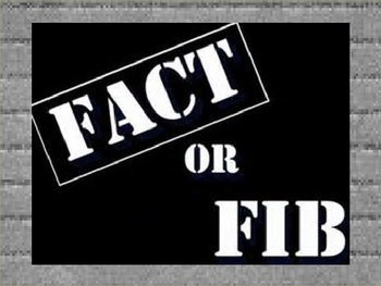 Mixtures and Solutions - Fact or Fib Showdown